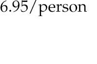 695 person