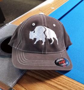 Flex Fit Hat - Brown