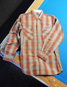 Mens' Cowboy Buttondown