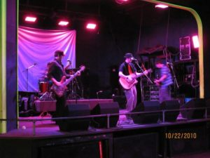 Live Music: Justin Rayfield Band