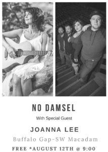 Live Music: No Damsel